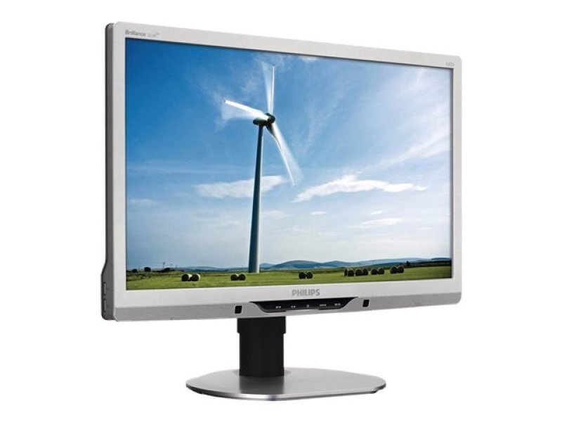 Philips Brilliance 221B3LPCS02 21.5&quot LED LCD DVI Monitor with Speakers