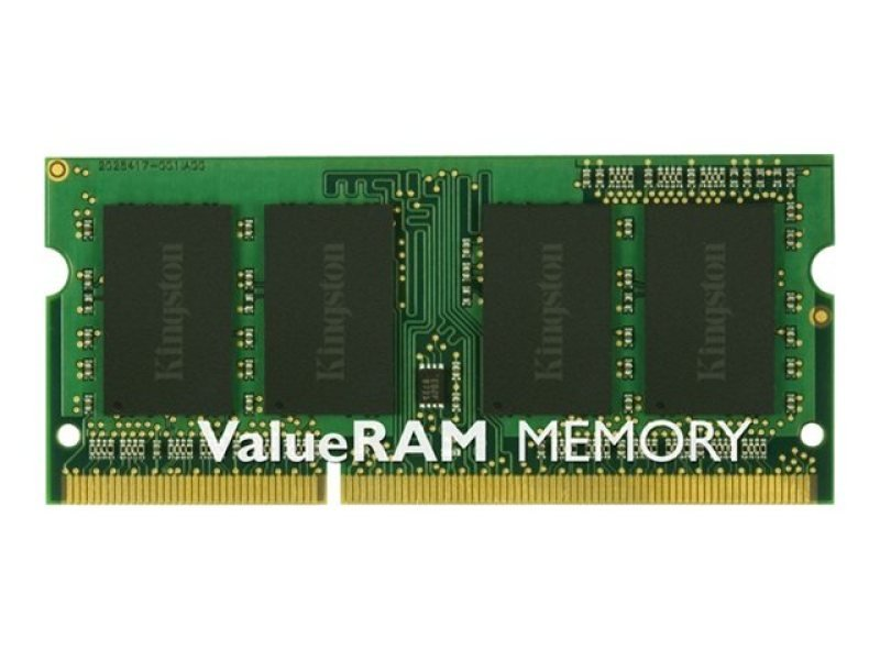 Kingston 4GB DDR3 1600MHz Value Laptop Memory