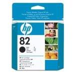HP 82 Black OriginalInk Cartridge - High Yield 69ml - CH565A