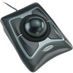 Kensington Optical Trackball Expert Mouse- USB/PS2