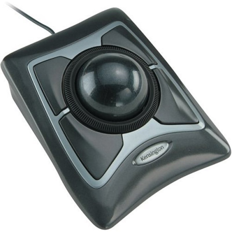 Kensington Optical Trackball Expert Mouse- USB/PS2