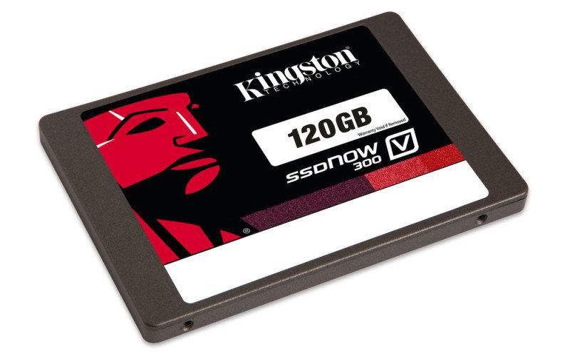 Kingston 120GB SSDNow V300 2.5inch SSD
