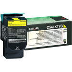 Lexmark Extra High Yield Yellow Toner cartridge