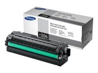 Samsung CLT-K506L Black Toner Cartridge - 6,000 Pages