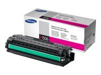 Samsung CLT-M506S Magenta Toner Cartridge - 1,500 Pages