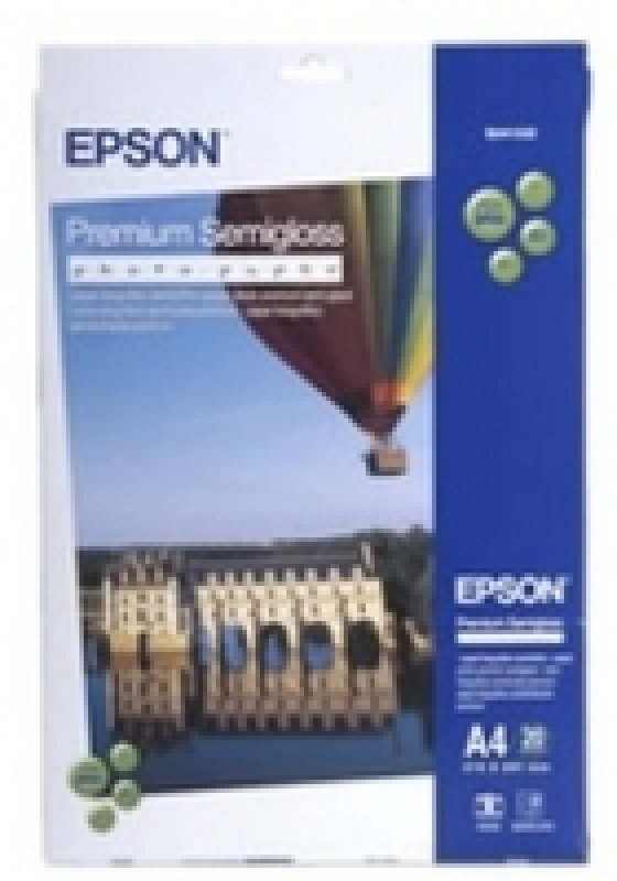 Epson Premium Semigloss Photo Paper - A2 - 251 g/m2 - 25 sheets