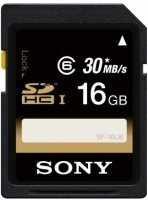 Sony 16GB SDHC UHS-I Class 10 Memory Card