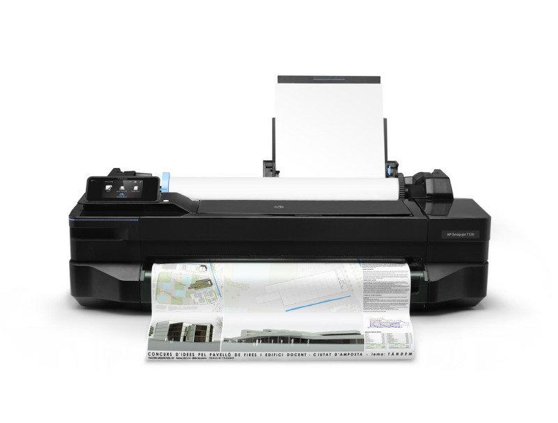 HP Designjet T120 24&quot Large Format ePrinter