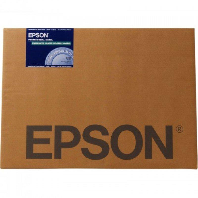 Epson Enhanced Matte poster board- 10 pcs