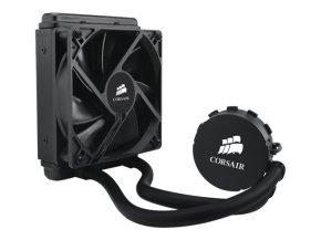 Corsair Hydro Series H55 High Performance Liquid CPU Cooler