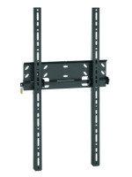 Vogel'S Professional PFW 5015 LCD/Plasma Wall Mounts,  37-50, Portrait, Locking Bar + Padlock (Black Colour)