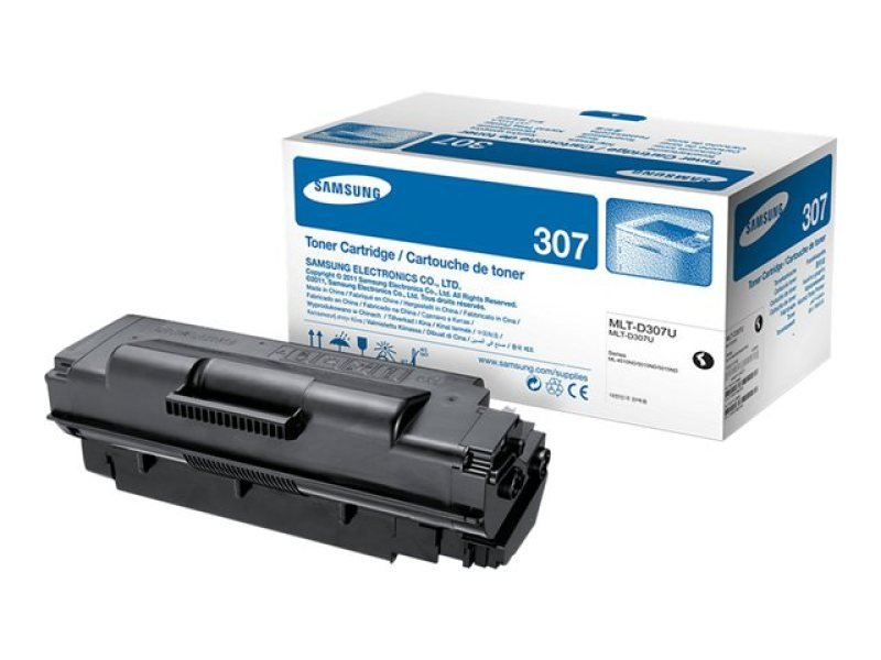 Samsung MLT-D307U Black Ultra High Yield Toner Cartridge