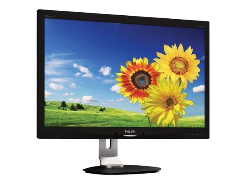 Philips 271P4QPJKEB 27&quot LED LCD HDMI Monitor with Webcam