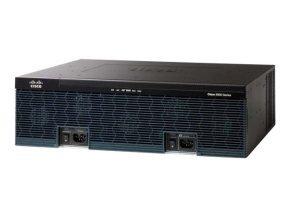 Cisco 3925E Security Bundle - Router - Gigabit Ethernet
