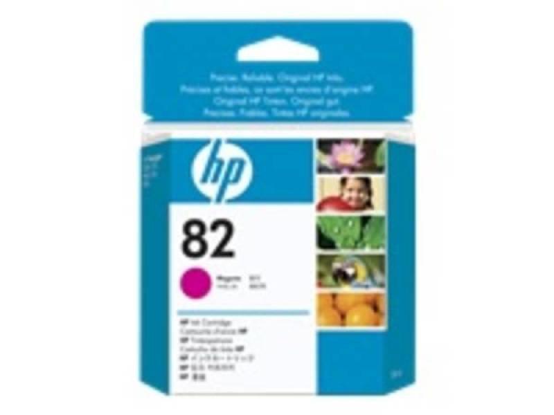 HP 82 Magenta OriginalInk Cartridge - Standard Yield28ml - CH567A