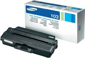 Samsung MLT-D103L Black Toner Cartridge & Drum - 2,500 Pages