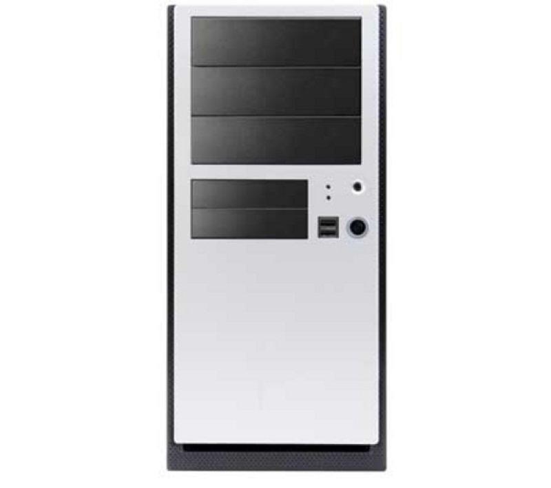 Antec NSK 4000II Black/Silver ATX MiniTower - No PSU
