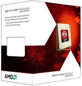 AMD FX-6300 3.5GHz Socket AM3+ 14MB Cache Retail Boxed Processor