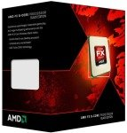 AMD FX-8320 3.5GHz Socket AM3+ 16MB Cache Processor