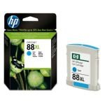 HP 88XL Cyan Original Ink Cartridge - High Yield	1700 Pages - C9391AE