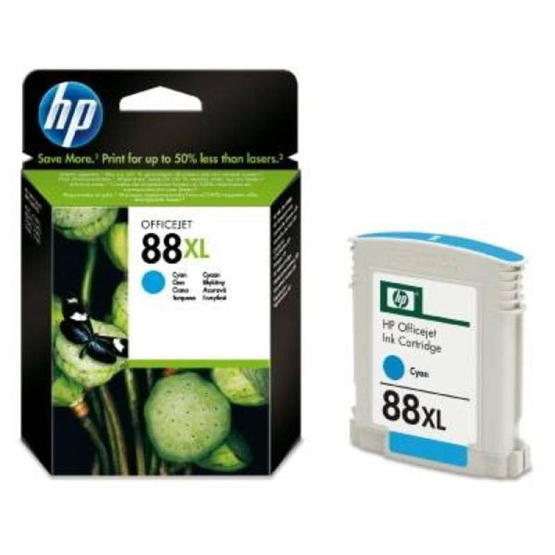 HP 88XL Cyan OriginalInk Cartridge - High Yield1700 Pages - C9391AE