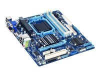EXDISPLAY Gigabyte GA-78LMT-USB3 760G Socket AM3+ VGA DVI HDMI 7.1 Channel Audio mATX Motherboard