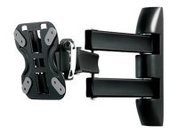 Ross Neo Lnta100 Triple Arm Full Motion Lcd Tv Mount Bracket For 13 To 23 Inch Screen (black)