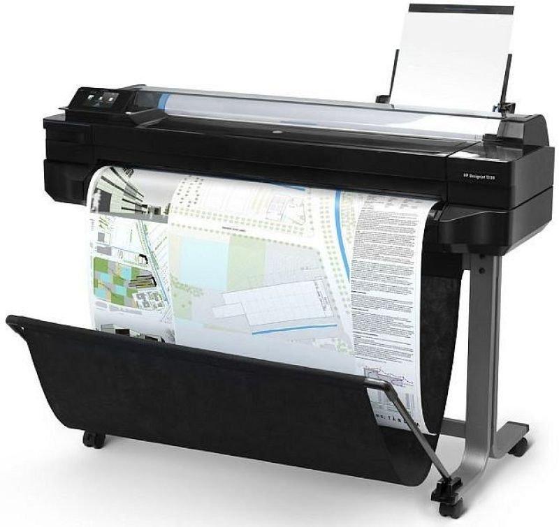 """Image of HP Designjet T520 36"""" ePrinter"""