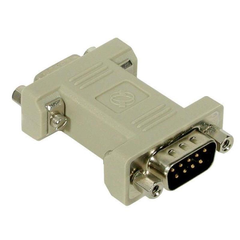 C2G, DB9 M/F Null Modem Adapter