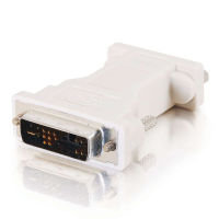 C2G DVI-I Male to HD15 VGA Female Video Adapter