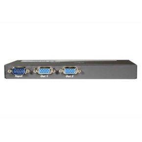 C2G 2-Port UXGA Monitor Splitter/Extender (Male Input