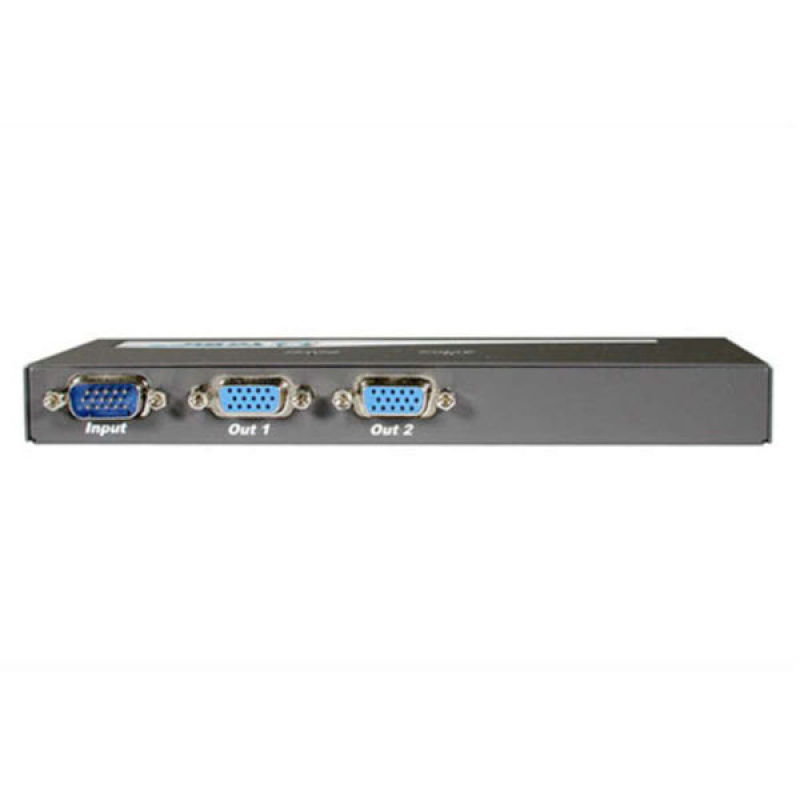 C2G 2-Port UXGA Monitor Splitter/Extender (Male Input