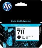 HP 711 Black Ink Cartridge - CZ129A