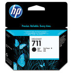 HP 711 Black Original Ink Cartridge - Extra High Yield 80ml - CZ133A