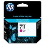 HP 711 Magenta Original Ink Cartridge - Standard Yield 29ml - CZ131A