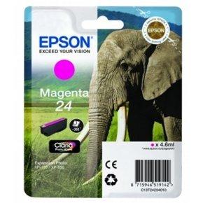 Epson 24 Magenta Ink Cartridge- Blister Pack