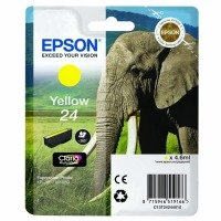 Epson 24 Yellow Ink Cartridge- Blister Pack