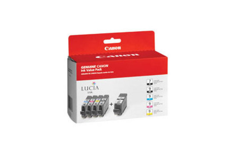 Canon PGI-9 Multipack Ink Cartridge- Blister Pack