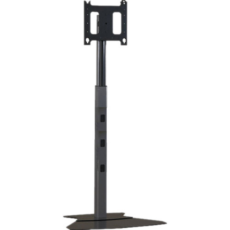 Chief MF1-U Stand for flat panel Aluminium Black