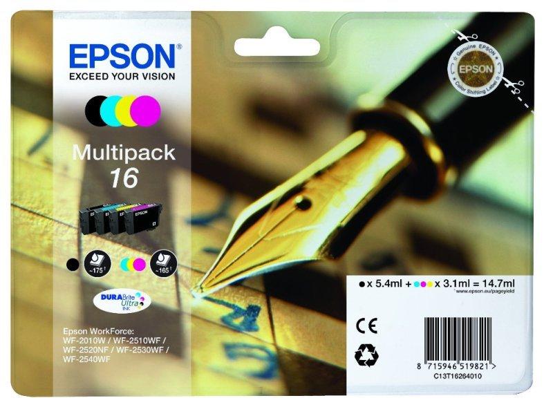 Epson 16 Multipack Ink Cartridge