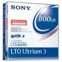 Sony LTO Ultrium 3 400/800GB WORM Back Up Media Tape