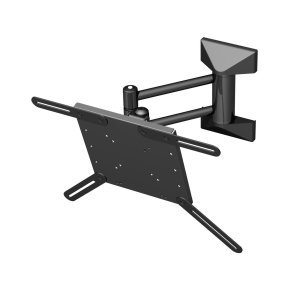 "Mountech AJL11B Cantilever LCD Wall Mount for 23"" - 37"" Black"