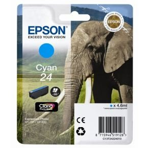 Epson T2422 Cyan Ink Cartridge- Blister Pack