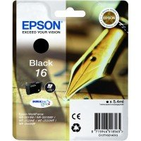Epson T1621 Black Ink Cartridge