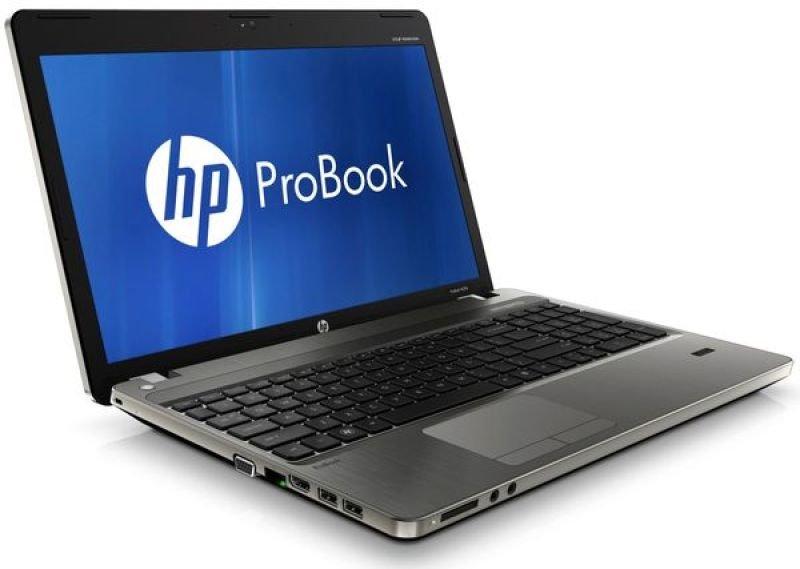 """Hp Probook 4535s Laptop, Amd A4-3305m 1.9ghz, 320gb Hdd, 4gb Ram, 15.6"""" Hd Led, DVD±rw, Amd Hd6480g, Webcam, Bluetooth, Windows 7 Professional 64"""