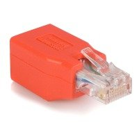 Startech Crossover Adapter Cat6 Red