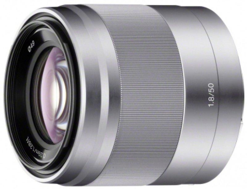 Sony SEL50F18 Lens - 50 mm - F/1.8
