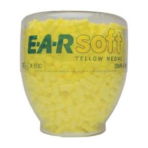 Ear Soft One-Touch Dispenser 500 Pair