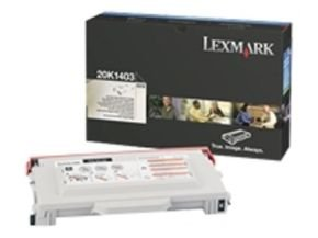 Lexmark 20k1403 Black Toner Cartridge