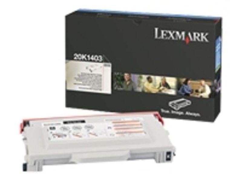 Lexmark 20k1403 Black Toner Cartridge